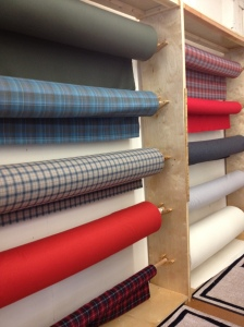 Pendleton Wool milled in Washougal, WA