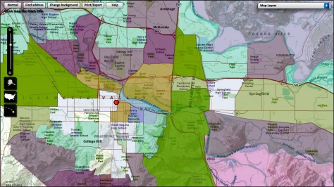 food desert map eugene