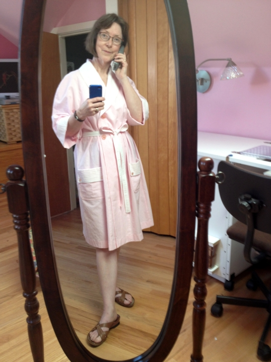 Cooler robe
